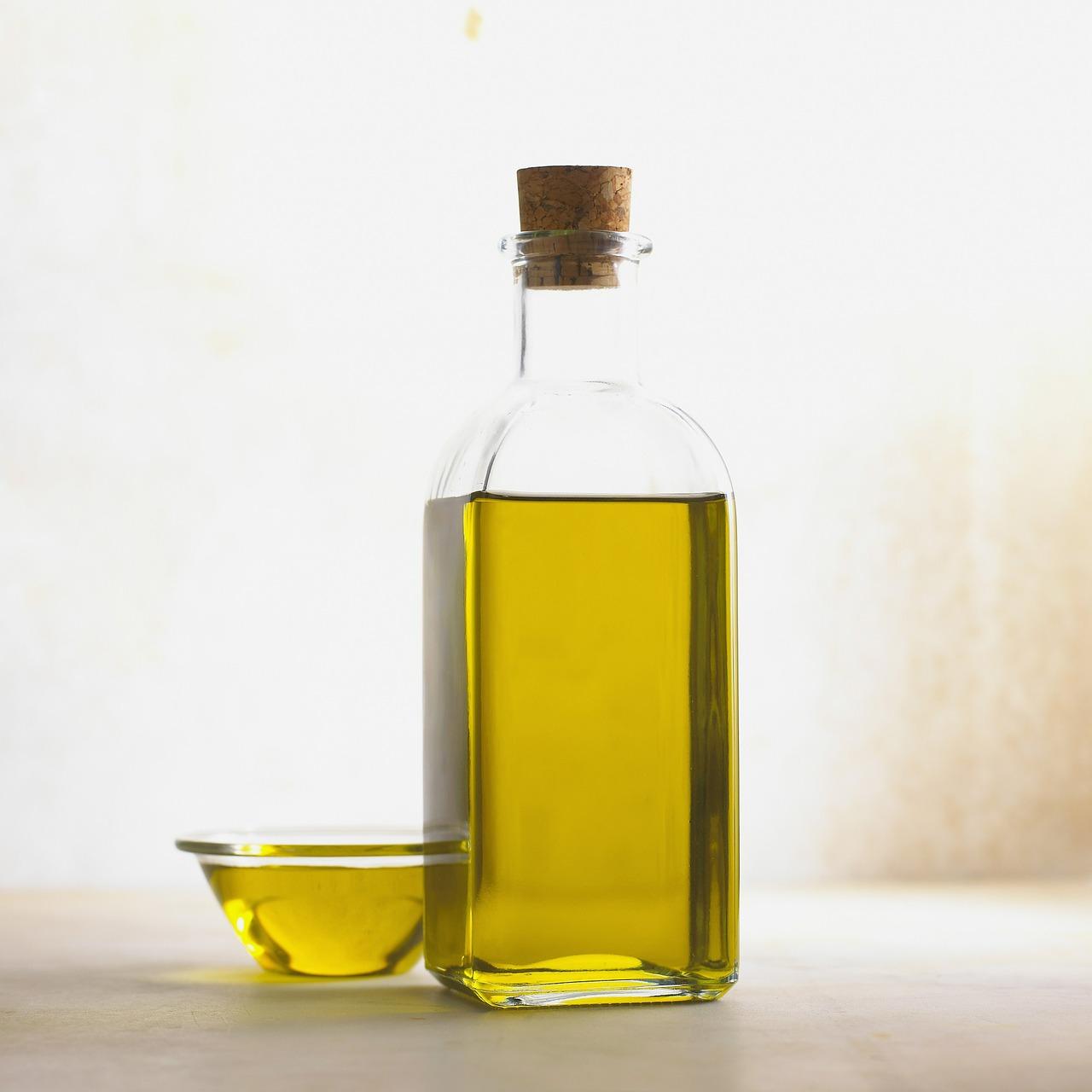 Olivenöl Mundspülung